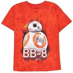868b39647 BB-8 Star Wars The Force Awakens Boys Shirt Space City Kids Clothing Store