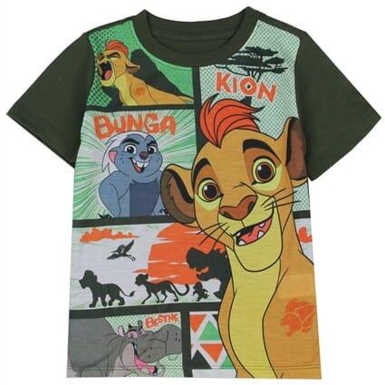 boys lion shirt