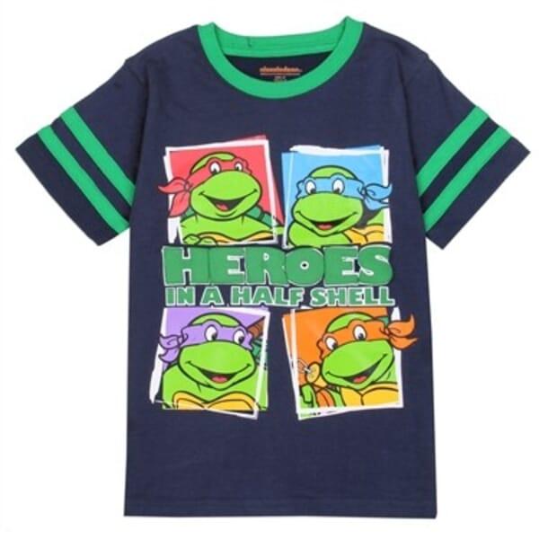 162200c6f Teenage Mutant Ninja Turtles Heroes In A Half Shell Toddler Shirt