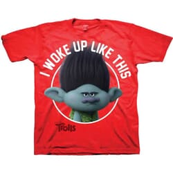 4c602590d Dreamworks Trolls Branch I Woke Up Like This Boys Shirt Space City Kids  Clothing Store