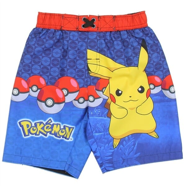 863b292eed Pokemon Pikachu Boys Swim Trunks Space City Kids Clothing Store Conroe  Texas. Loading zoom